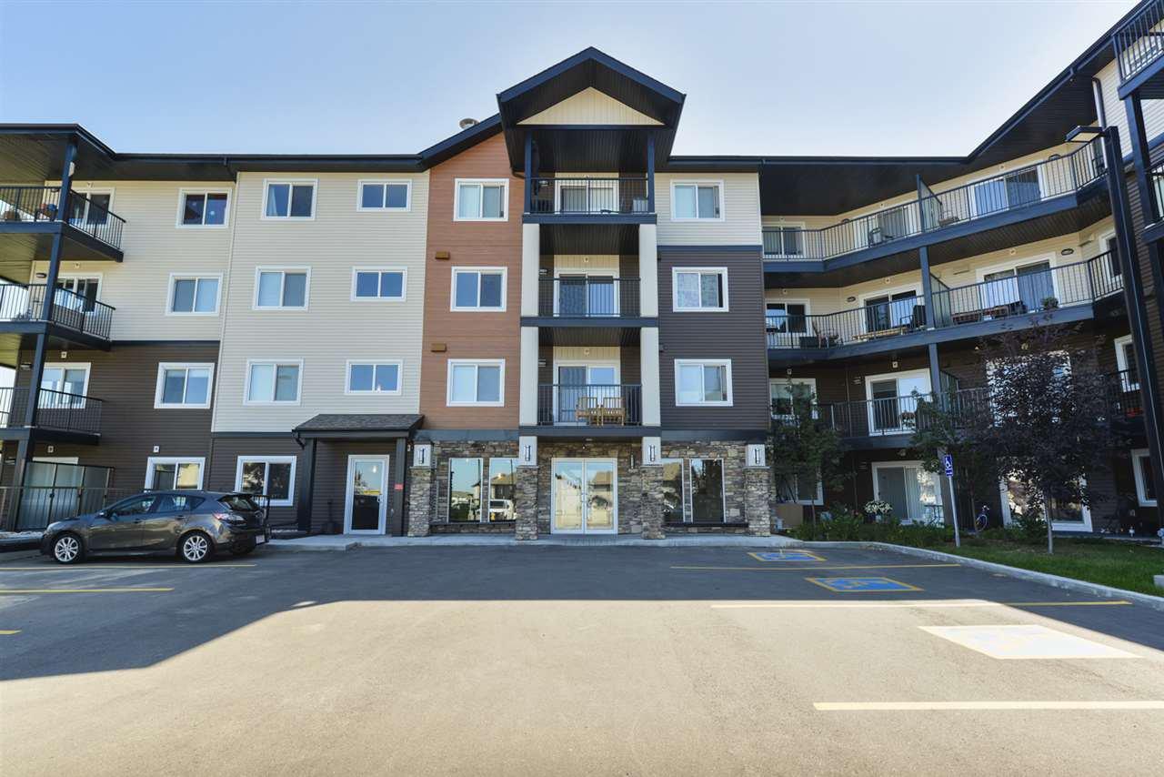 Main Photo: 411 5404 7 Avenue in Edmonton: Zone 53 Condo for sale : MLS®# E4179146