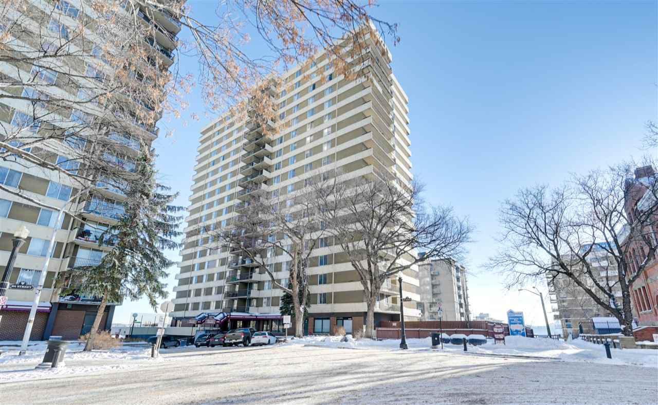 Main Photo: 606 9903 104 Street in Edmonton: Zone 12 Condo for sale : MLS®# E4184862