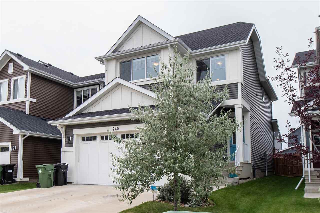 Main Photo: 240 SIMPKINS Bend: Leduc House for sale : MLS®# E4212151