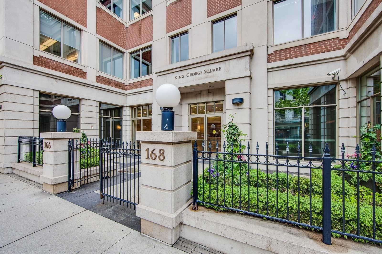 Main Photo: 606 168 E King Street in Toronto: Moss Park Condo for lease (Toronto C08)  : MLS®# C4910676