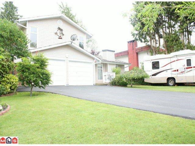 "Main Photo: 8482 SULLIVAN Place in Delta: Nordel House for sale in ""Nordel"" (N. Delta)  : MLS®# F1116216"