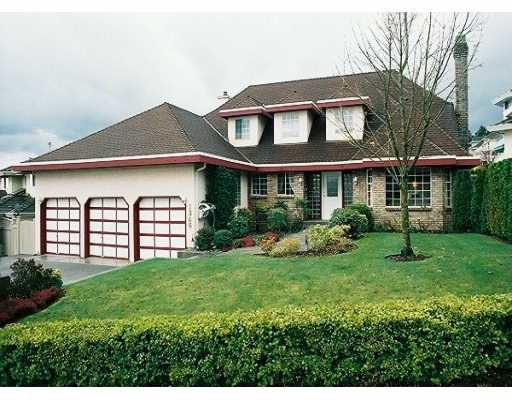 """Main Photo: 1346 HONEYSUCKLE LN in Coquitlam: Westwood Summit CQ House for sale in """"EAGLE RIDGE"""" : MLS®# V593498"""