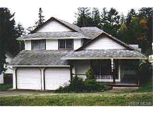 Main Photo: 2170 Henlyn Dr in SOOKE: Sk John Muir House for sale (Sooke)  : MLS®# 140250