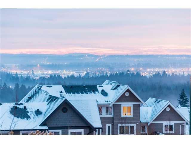 "Main Photo: 85 1305 SOBALL Street in Coquitlam: Burke Mountain Townhouse for sale in ""TYNERIDGE"" : MLS®# V1090655"