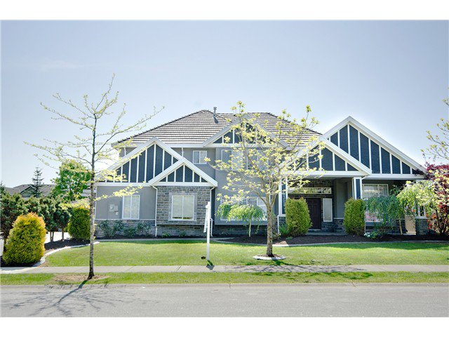 """Photo 2: Photos: 15322 57TH Avenue in Surrey: Sullivan Station House for sale in """"SULLIVAN STATION"""" : MLS®# F1440119"""
