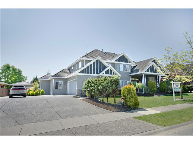 "Main Photo: 15322 57TH Avenue in Surrey: Sullivan Station House for sale in ""SULLIVAN STATION"" : MLS®# F1440119"