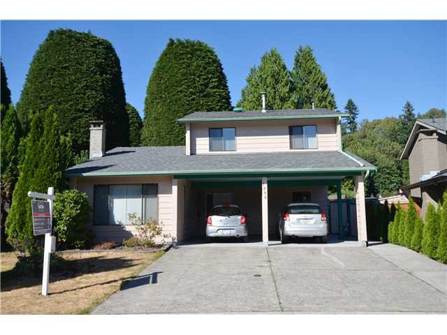 Main Photo: 1236 OXBOW Way in Coquitlam: River Springs House for sale : MLS®# V1129201