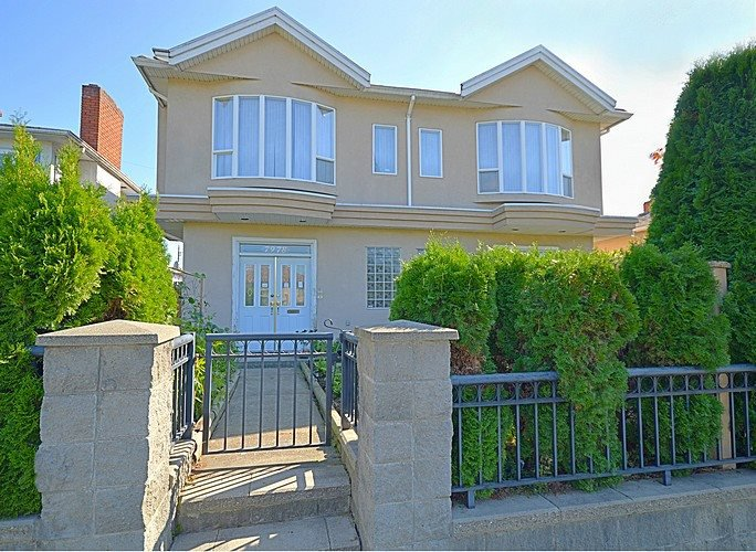 Main Photo: 7978 MAIN Street in Vancouver: South Vancouver House 1/2 Duplex for sale (Vancouver East)  : MLS®# R2003248