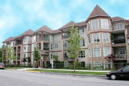 "Main Photo: 403 12207 224 Street in Maple Ridge: West Central Condo for sale in ""THE EVERGREEN"" : MLS®# R2032859"