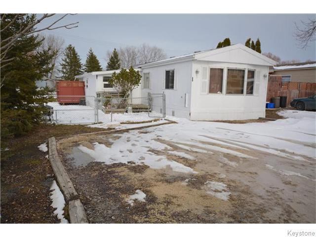 Main Photo: Vernon Keats Drive in Winnipeg: Residential for sale : MLS®# 1606290