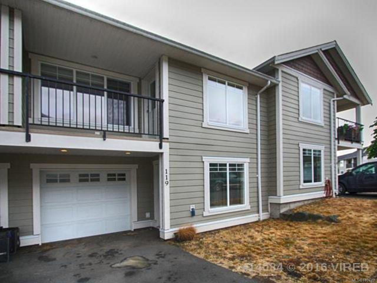 Main Photo: 119 701 Hilchey Rd in CAMPBELL RIVER: CR Willow Point Row/Townhouse for sale (Campbell River)  : MLS®# 740742
