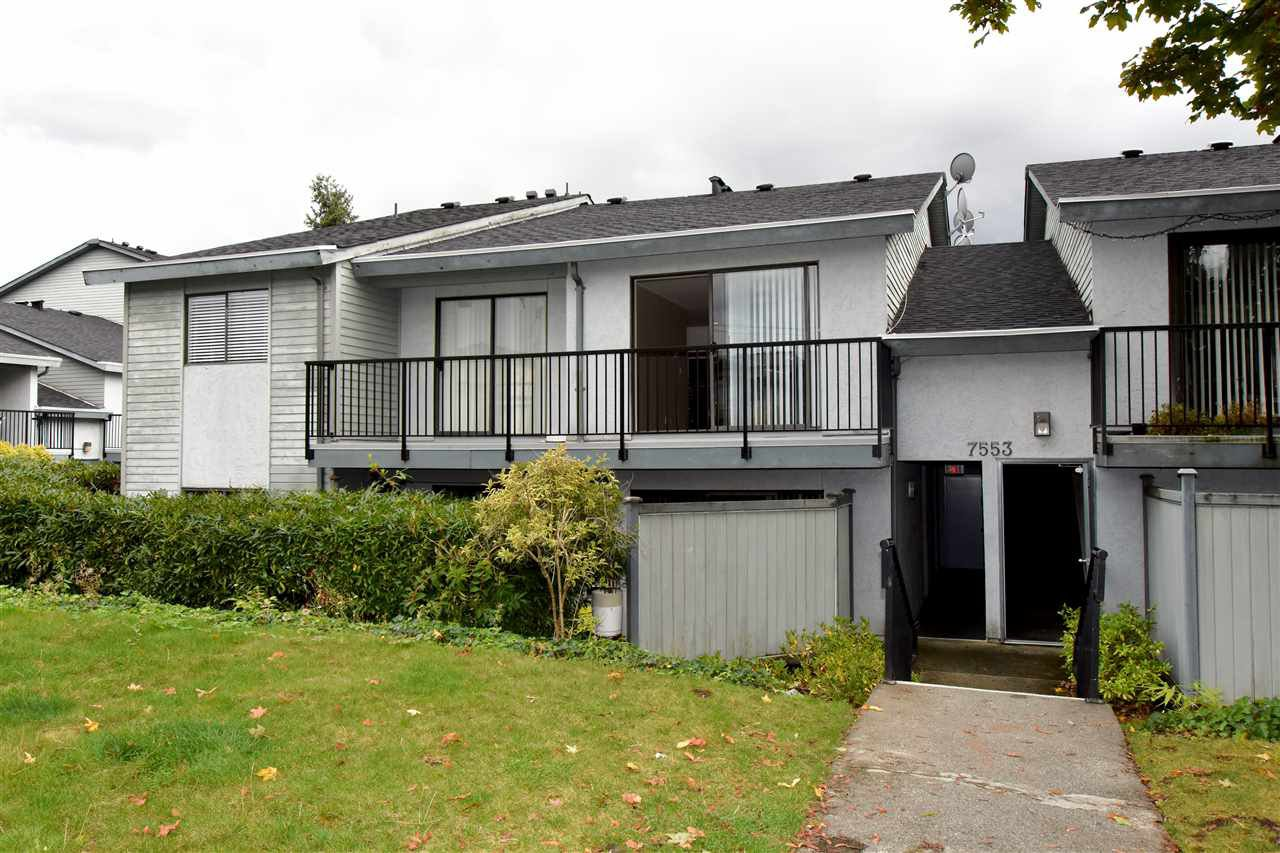 "Main Photo: 19 7553 HUMPHRIES Court in Burnaby: Edmonds BE Townhouse for sale in ""HUMPHRIES COURT"" (Burnaby East)  : MLS®# R2110591"