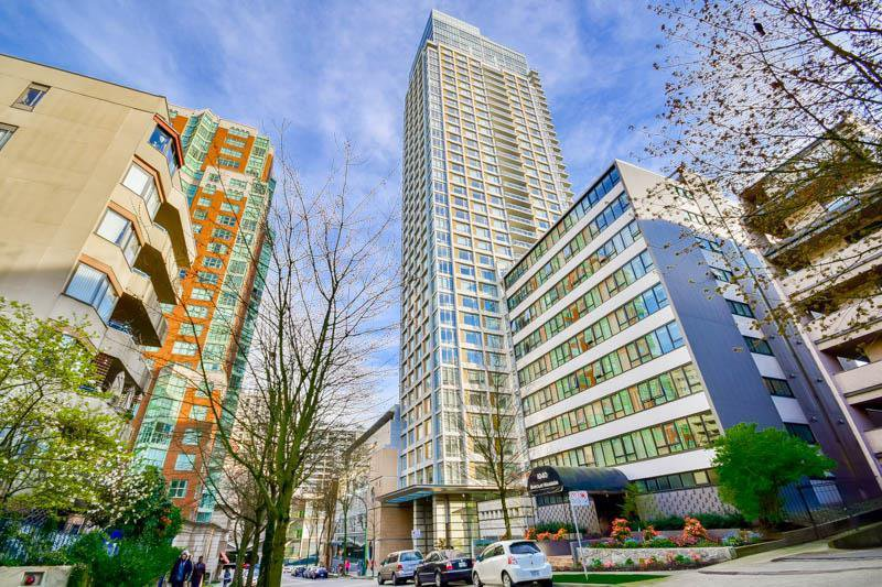 "Main Photo: 1101 1028 BARCLAY Street in Vancouver: West End VW Condo for sale in ""PATINA"" (Vancouver West)  : MLS®# R2134604"