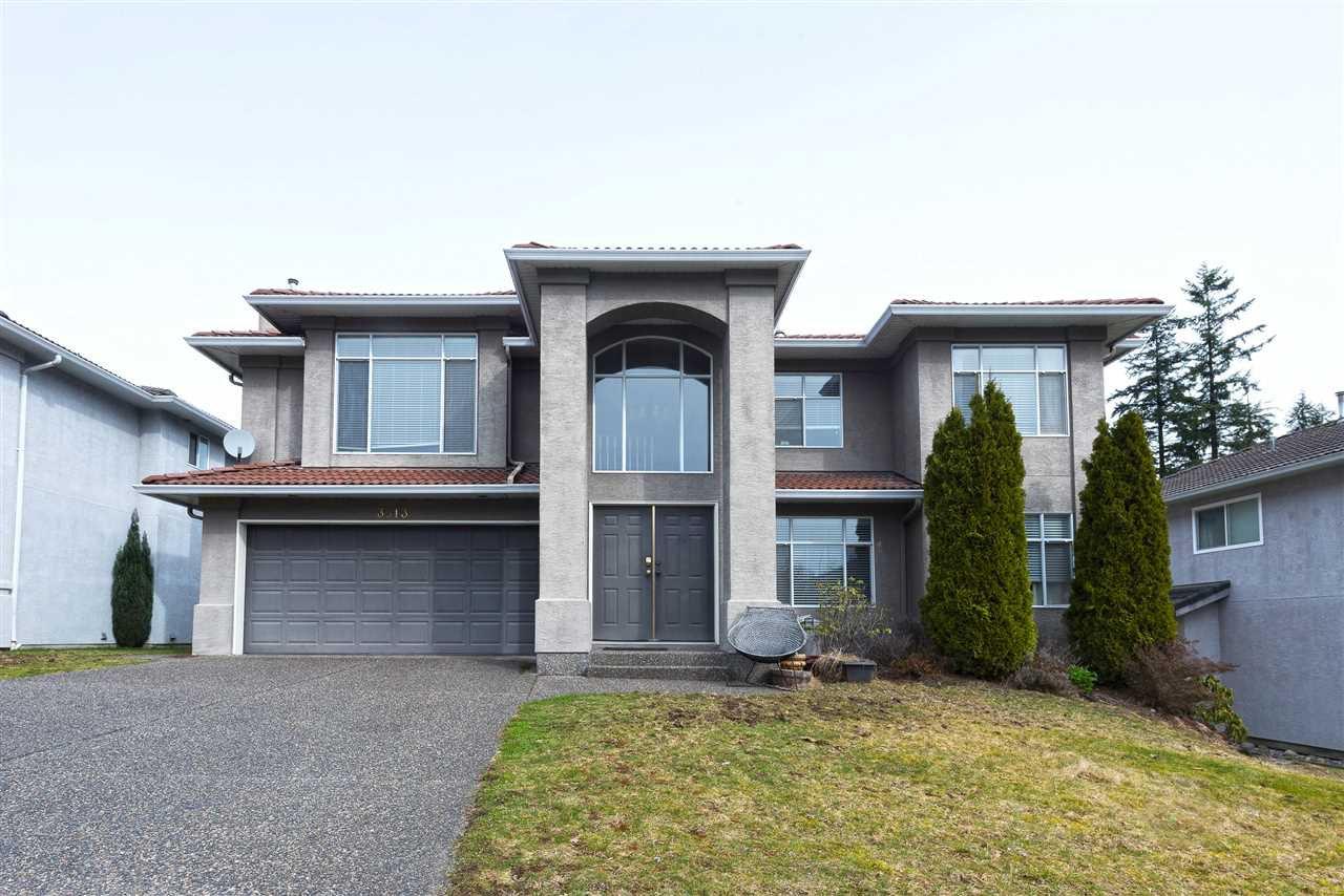 Main Photo: 3313 RAKANNA Place in Coquitlam: Hockaday House for sale : MLS®# R2147464