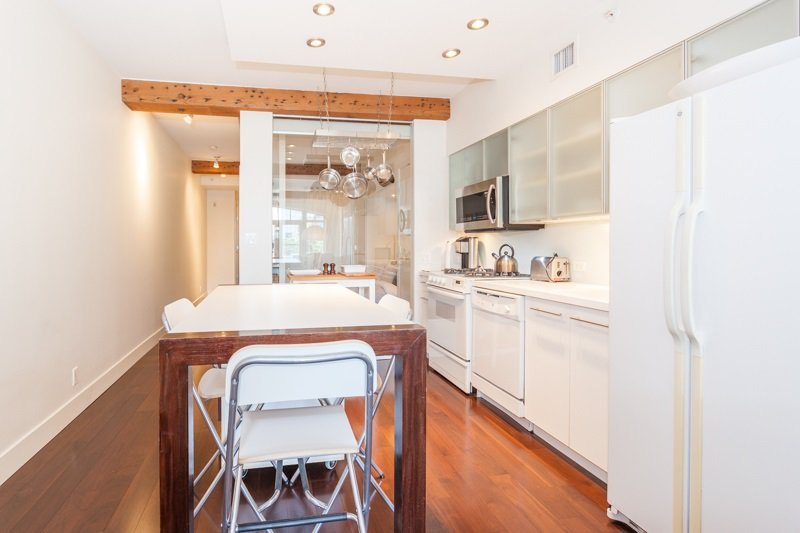 Photo 7: Photos: 408 1275 HAMILTON STREET in Vancouver: Yaletown Condo for sale (Vancouver West)  : MLS®# R2184134