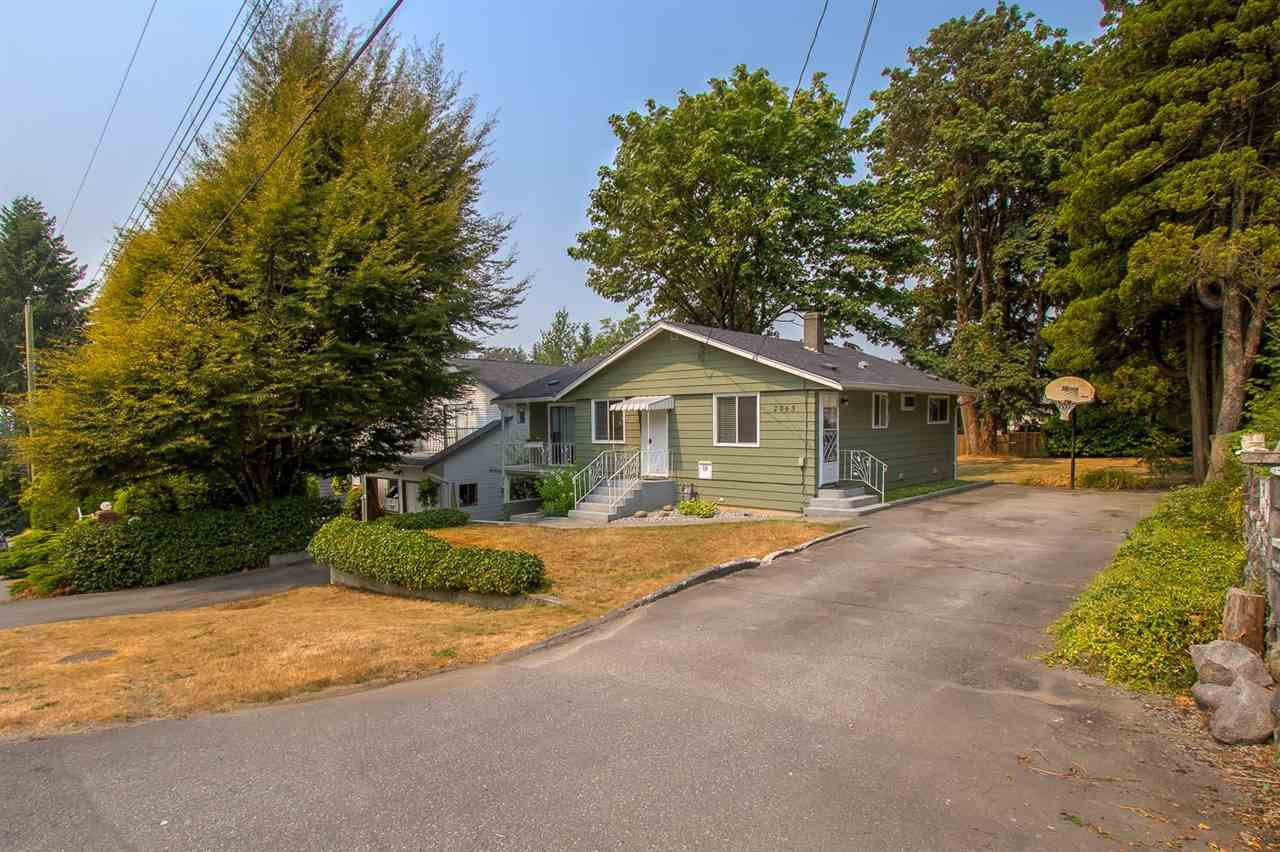Main Photo: 2063 BLANTYRE Avenue in Coquitlam: Central Coquitlam House for sale : MLS®# R2197173