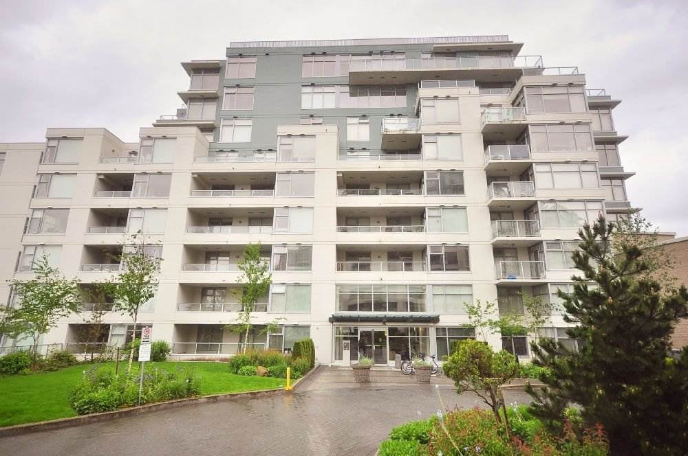 Main Photo: 309 9298 UNIVERSITY CRESCENT in Burnaby: Simon Fraser Univer. Condo for sale (Burnaby North)  : MLS®# R2173373