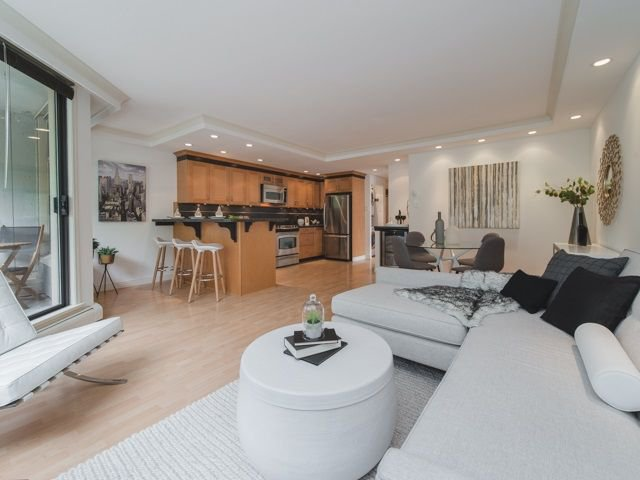 """Main Photo: 201 1819 PENDRELL Street in Vancouver: West End VW Condo for sale in """"PENDRELL PLACE"""" (Vancouver West)  : MLS®# R2275983"""