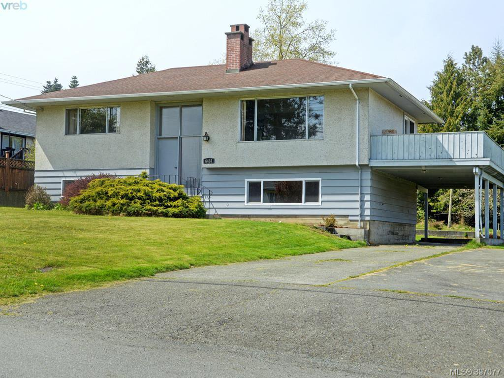 Main Photo: 6484 Golledge Avenue in SOOKE: Sk Sooke Vill Core Single Family Detached for sale (Sooke)  : MLS®# 397077