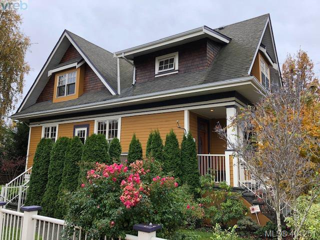 Main Photo: 433 Montreal St in VICTORIA: Vi James Bay Half Duplex for sale (Victoria)  : MLS®# 800702