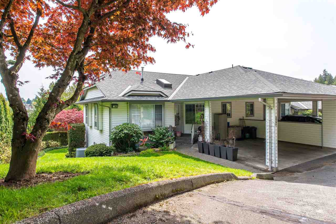 Main Photo: 42 3351 HORN Street in Abbotsford: Central Abbotsford Townhouse for sale : MLS®# R2363398