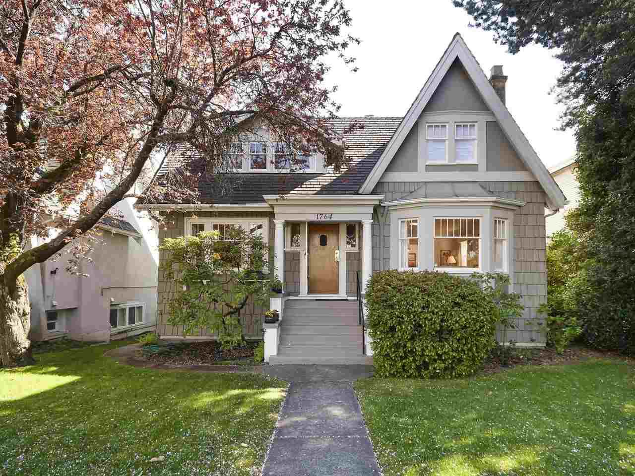 Main Photo: 1764 W 57TH Avenue in Vancouver: South Granville House for sale (Vancouver West)  : MLS®# R2366542