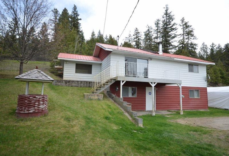 Main Photo: 1530 168 MILE Road in Williams Lake: Williams Lake - Rural North House for sale (Williams Lake (Zone 27))  : MLS®# R2366857