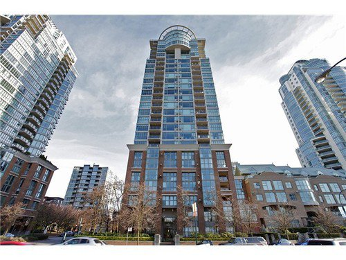Main Photo: 706 1128 QUEBEC Street in Vancouver East: Home for sale : MLS®# V1044266