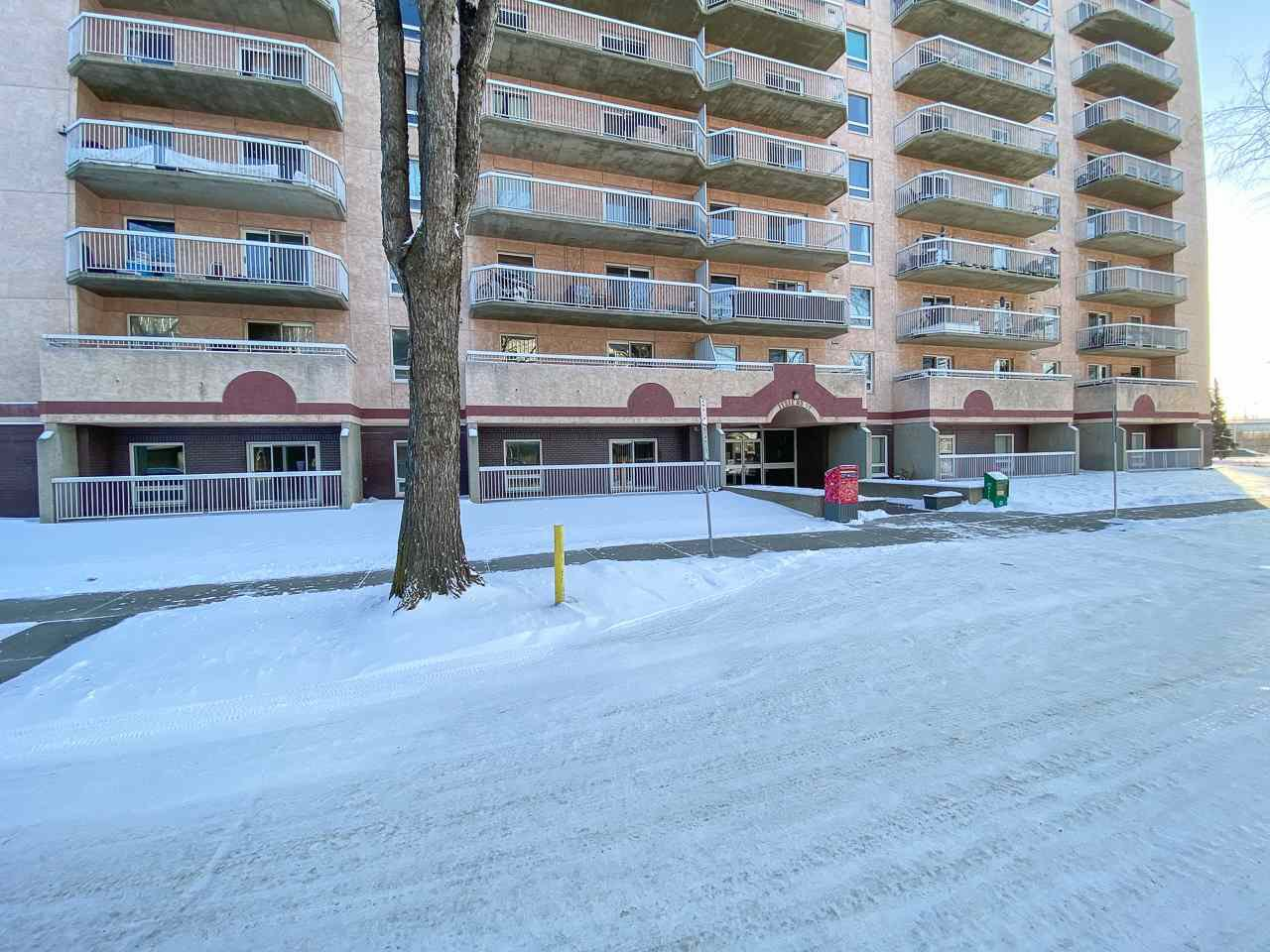 Main Photo: 808 11211 85 Street NW in Edmonton: Zone 05 Condo for sale : MLS®# E4184229