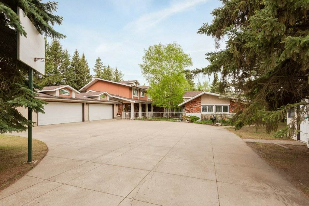 Main Photo: 124 Windermere Drive in Edmonton: Zone 56 House for sale : MLS®# E4191795