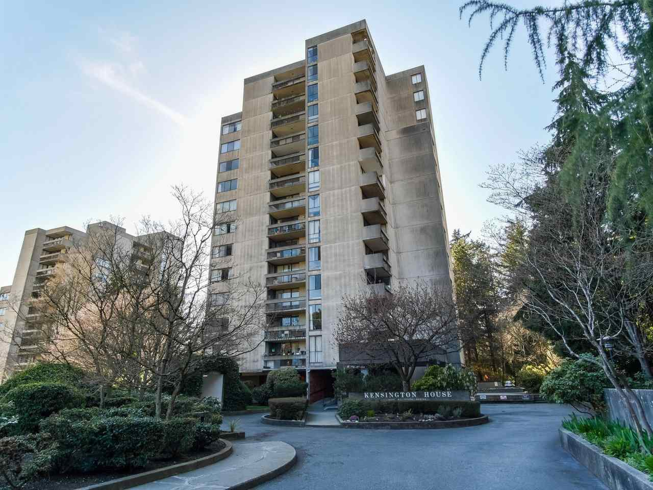 """Main Photo: 402 6689 WILLINGDON Avenue in Burnaby: Metrotown Condo for sale in """"KENSINGTON HOUSE"""" (Burnaby South)  : MLS®# R2447203"""