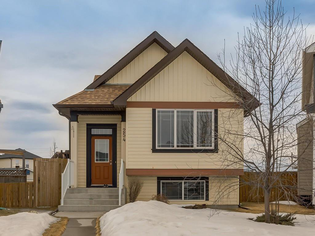 Main Photo: 254 COPPERSTONE Grove SE in Calgary: Copperfield Detached for sale : MLS®# C4292258