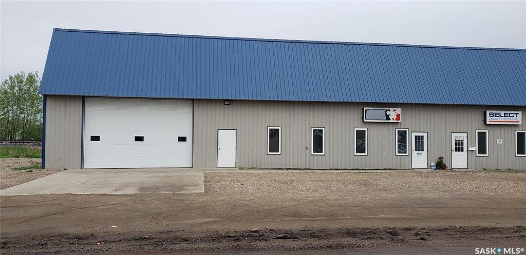 Main Photo: A 1009 6th Street in Estevan: City Center Commercial for lease : MLS®# SK809646