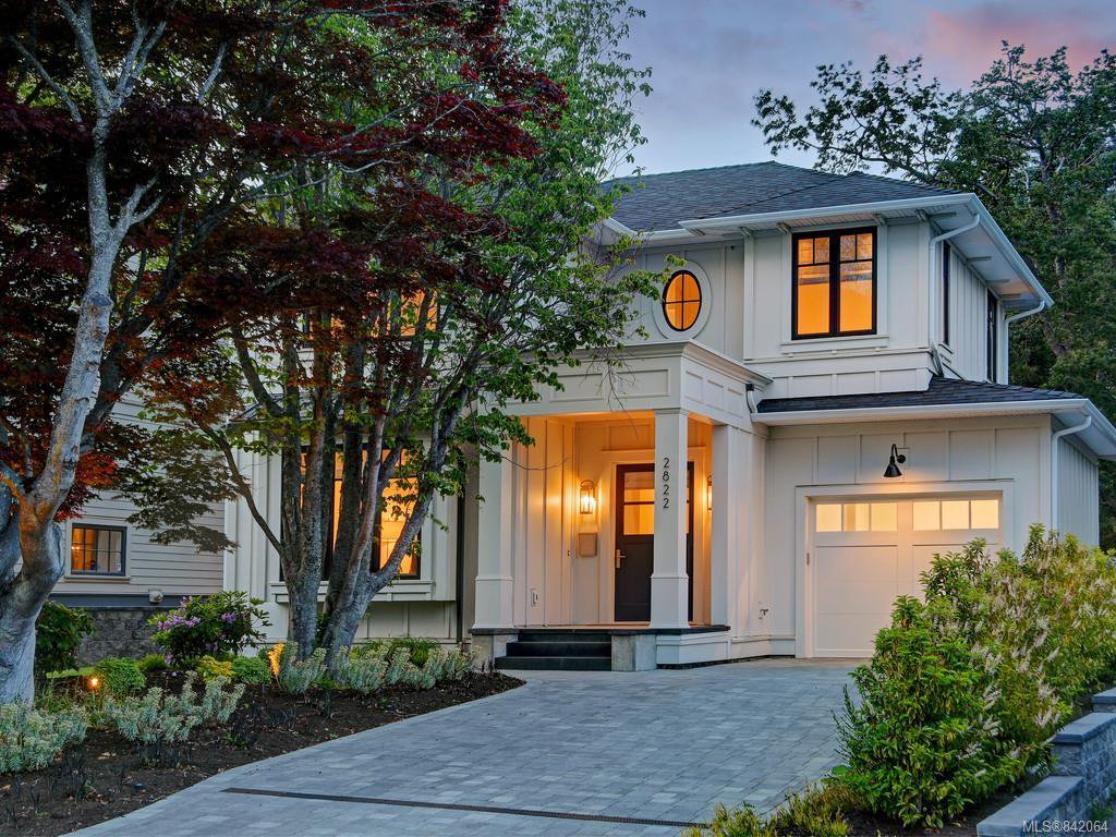 Main Photo:  in Oak Bay: OB Estevan House for sale : MLS®# 842064