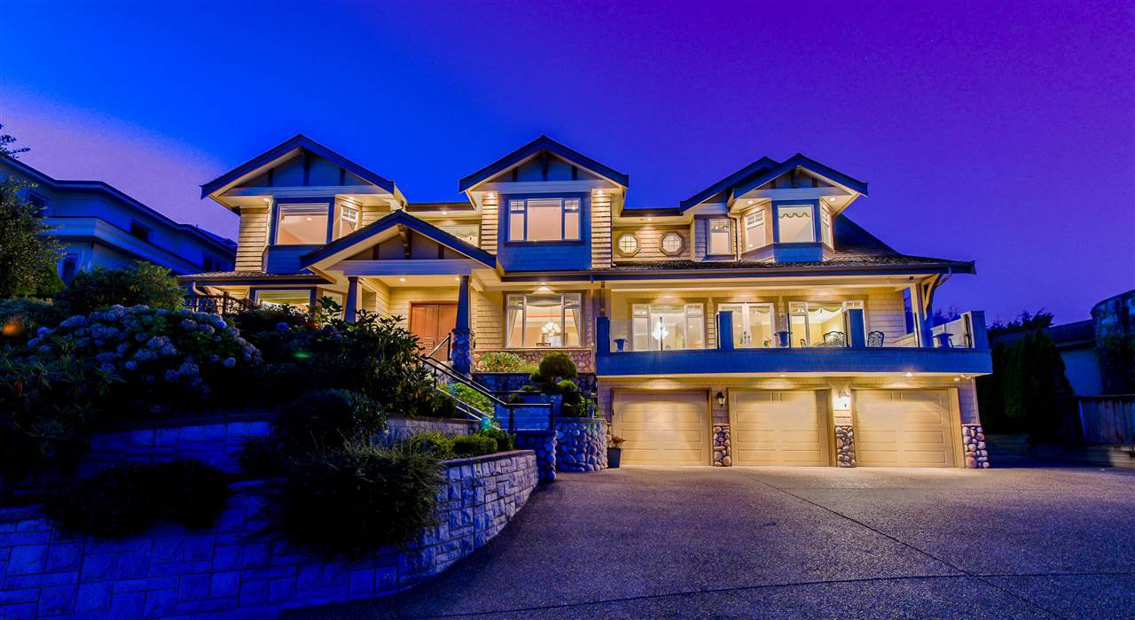 Main Photo: 1361 WHITBY Road in West Vancouver: Chartwell House for sale : MLS®# R2479281