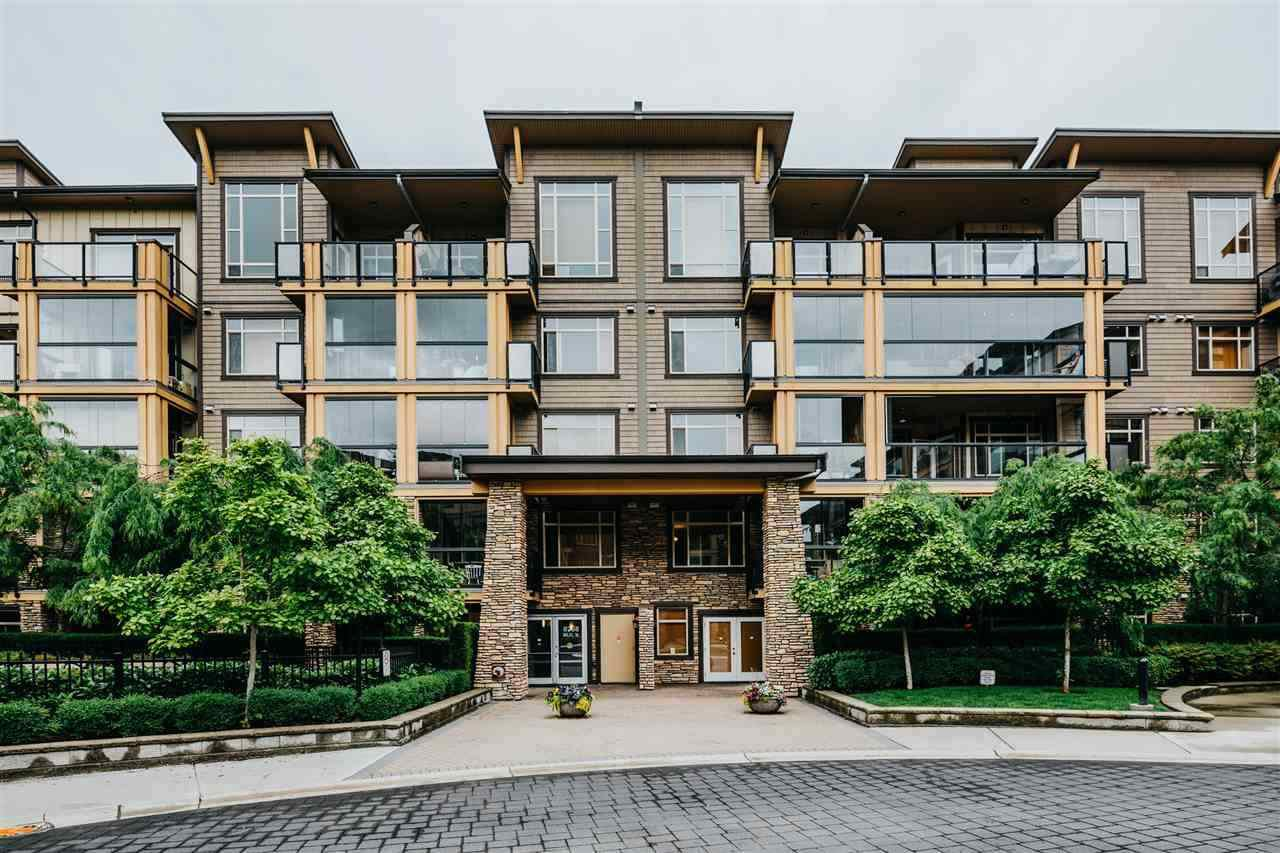 Main Photo: 356 8258 207A Street in Langley: Willoughby Heights Condo for sale : MLS®# R2485556