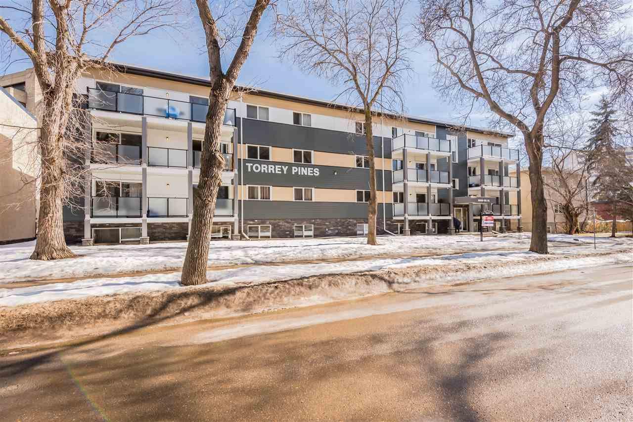Main Photo: 305 10145 113 Street in Edmonton: Zone 12 Condo for sale : MLS®# E4224764