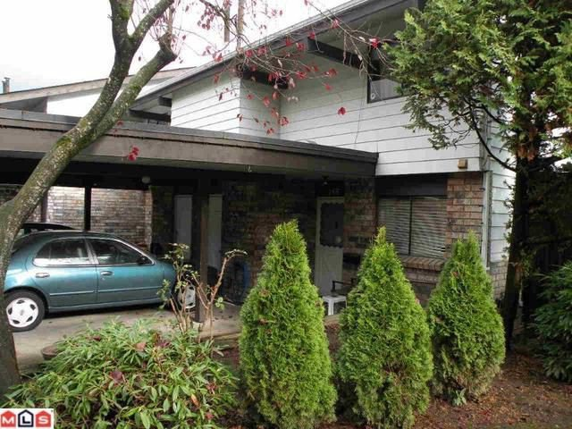 Main Photo: 155 7482 138TH Street in Surrey: East Newton Condo for sale : MLS®# F1227545