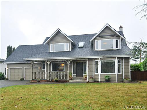 Main Photo: 6577 Rodolph Rd in VICTORIA: CS Tanner House for sale (Central Saanich)  : MLS®# 656437