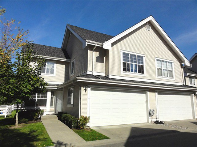 """Main Photo: 38 17097 64TH Avenue in Surrey: Cloverdale BC Townhouse for sale in """"KENTUCKY"""" (Cloverdale)  : MLS®# F1400952"""