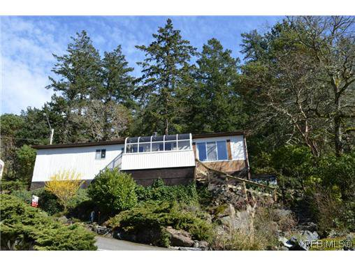 Main Photo: 36 2587 Selwyn Rd in VICTORIA: La Mill Hill Manufactured Home for sale (Langford)  : MLS®# 695474