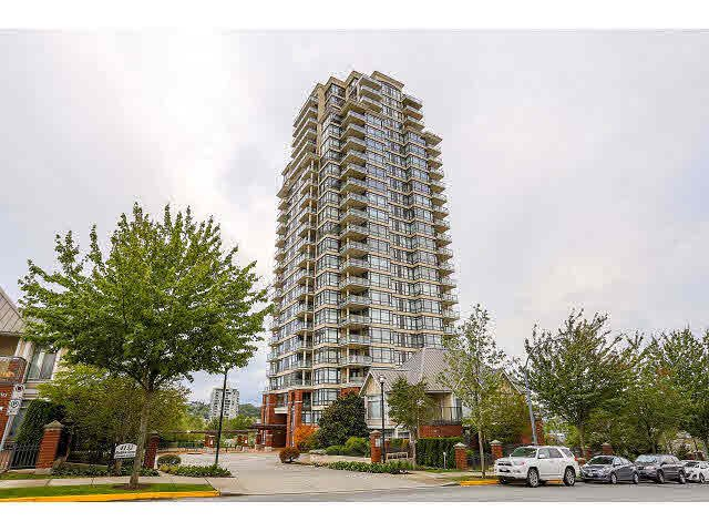 "Main Photo: 1503 4132 HALIFAX Street in Burnaby: Brentwood Park Condo for sale in ""MARQUIS GRANDE"" (Burnaby North)  : MLS®# V1141779"