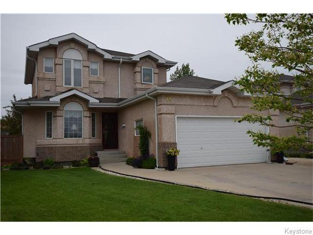 Main Photo: 44 Foxwarren Drive in Winnipeg: Maples / Tyndall Park Residential for sale (North West Winnipeg)  : MLS®# 1615748