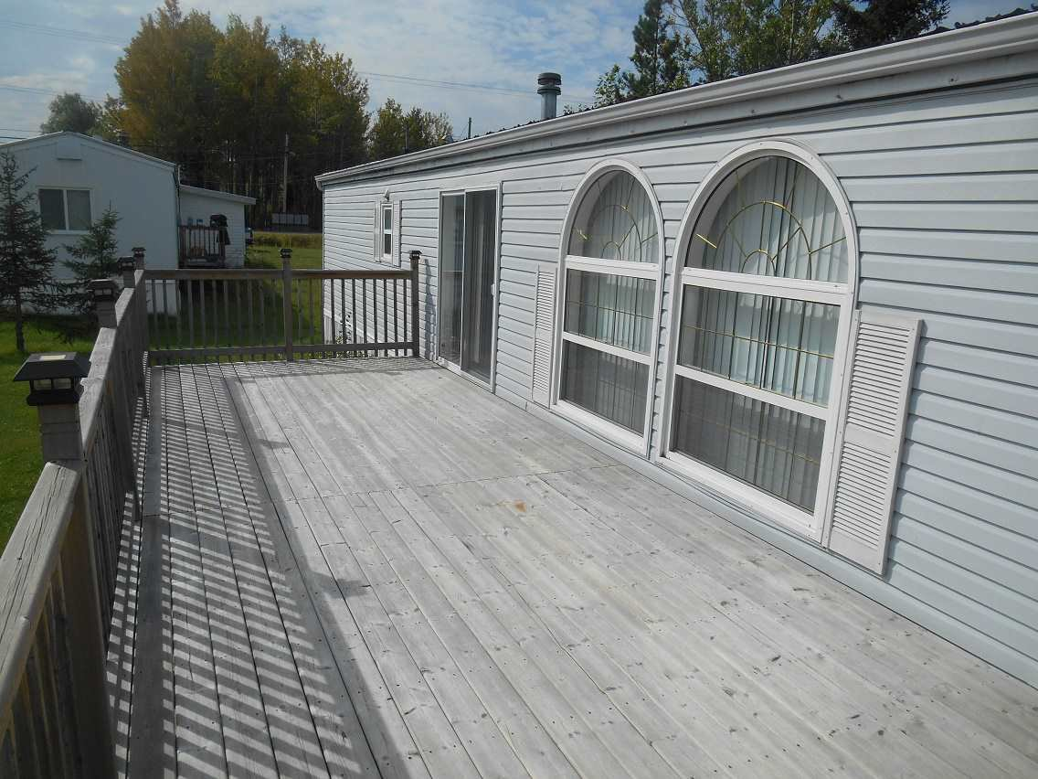 Photo 2: Photos: 2121 E MCLAREN Road in Prince George: North Blackburn Manufactured Home for sale (PG City South East (Zone 75))  : MLS®# R2104861