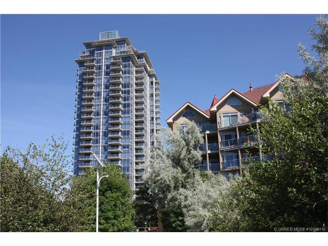 Main Photo: 608 1075 Sunset Drive in Kelowna: Kelowna North Multi-family for sale : MLS®# 10136116