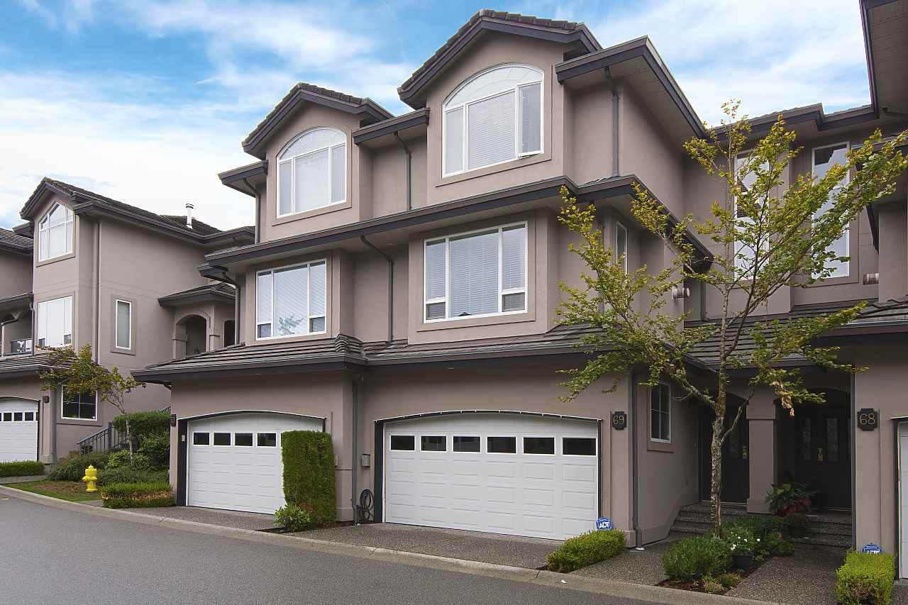 Main Photo: 69 678 CITADEL DRIVE in Port Coquitlam: Citadel PQ Townhouse for sale : MLS®# R2206958