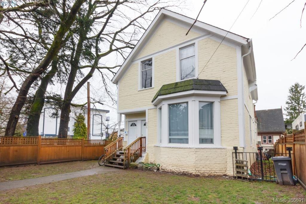 Main Photo: 855 Craigflower Road in VICTORIA: Es Old Esquimalt Single Family Detached for sale (Esquimalt)  : MLS®# 386691