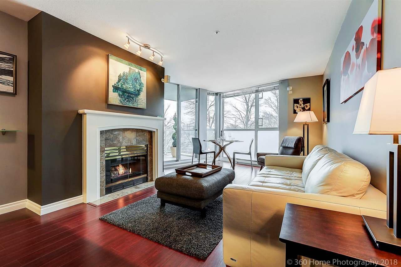 "Main Photo: 209 8420 JELLICOE Street in Vancouver: Fraserview VE Condo for sale in ""BOARDWALK"" (Vancouver East)  : MLS®# R2246655"