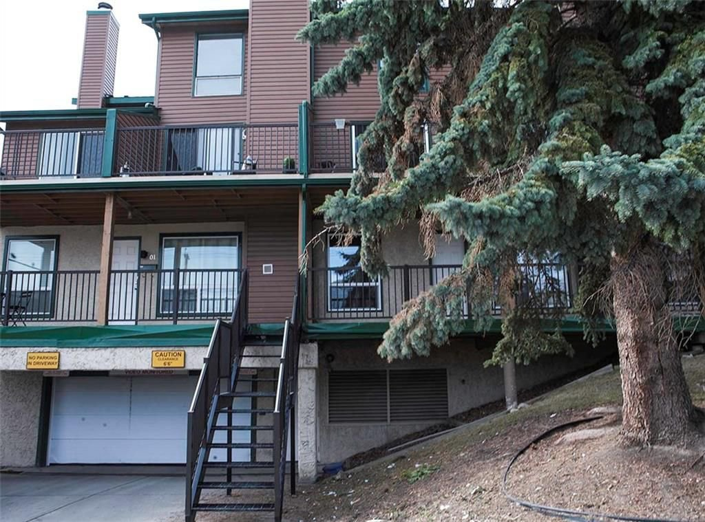 Photo 24: Photos: 11 2400 15 Street SW in Calgary: Bankview House for sale : MLS®# C4181777