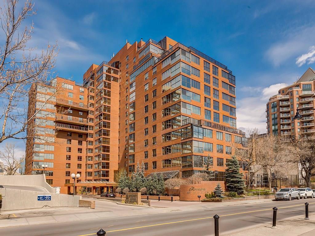 Main Photo: 1505 318 26 Avenue SW in Calgary: Mission Condo for sale : MLS®# C4182671